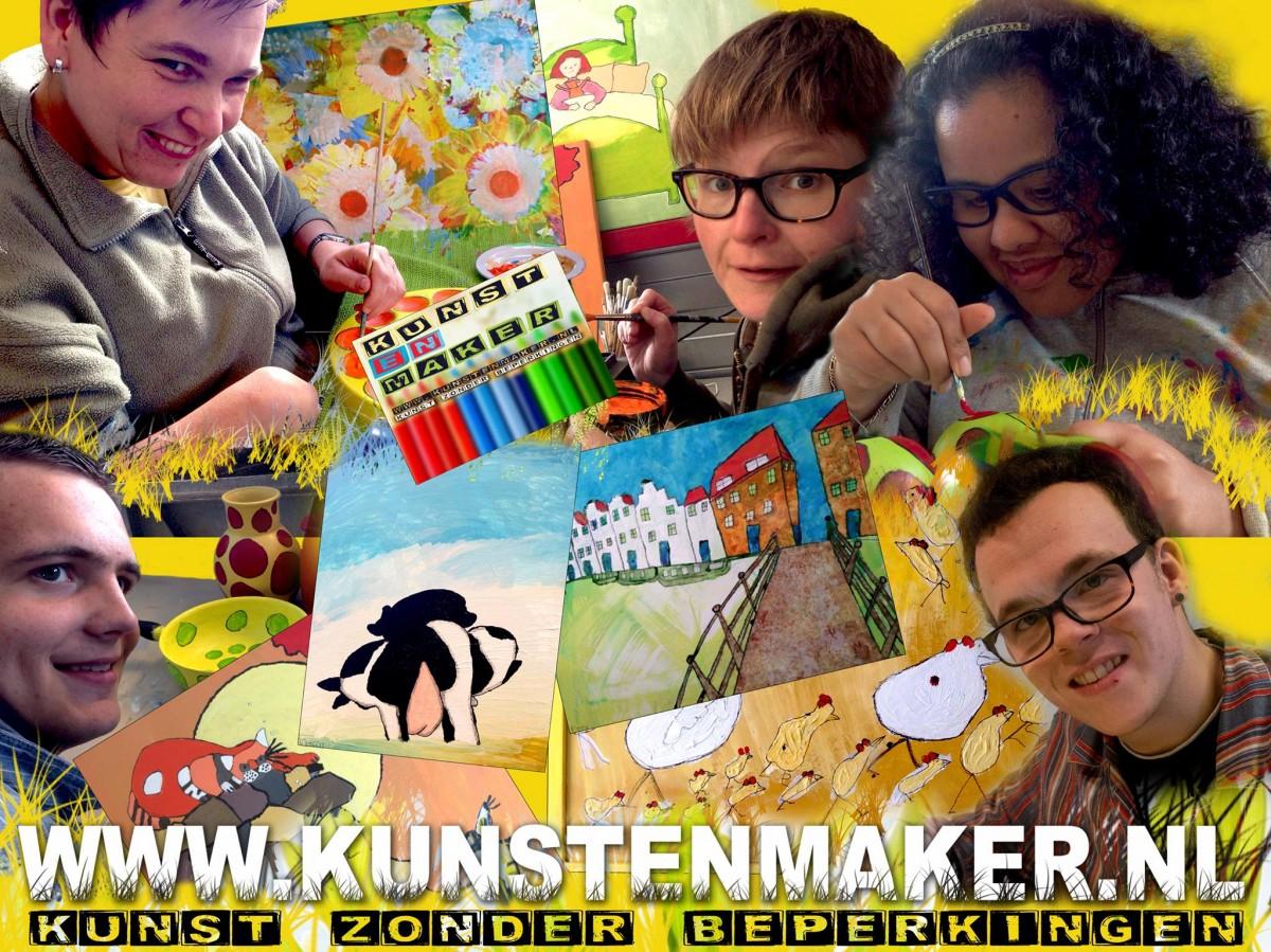kunstenmakers van kunstenmaker.nl webfoto