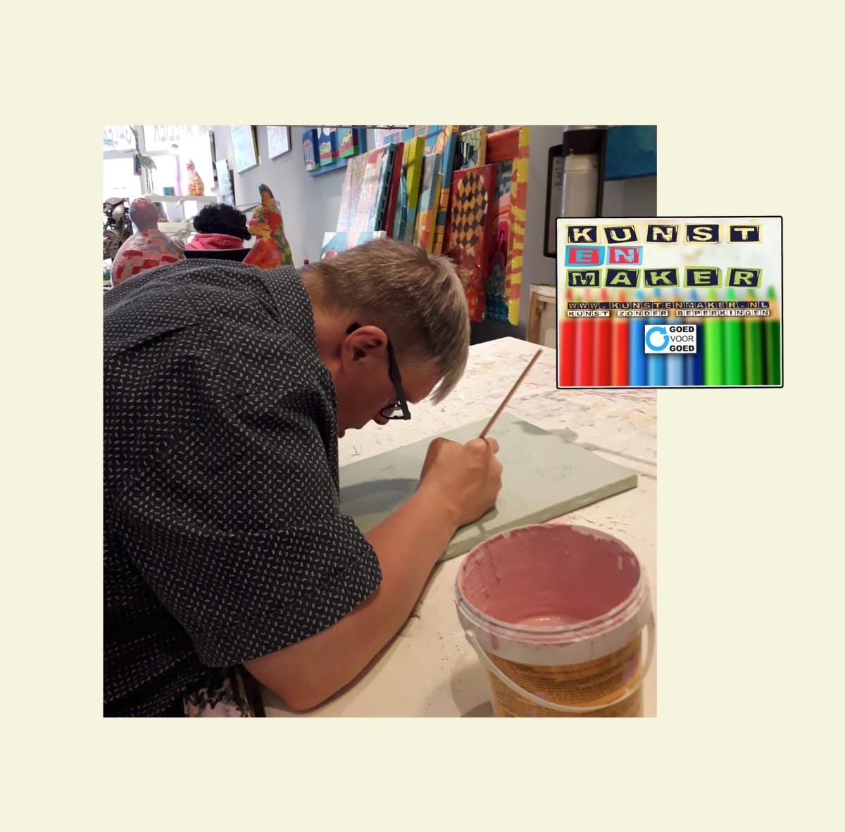 Nieuwe Kunstenmaker!